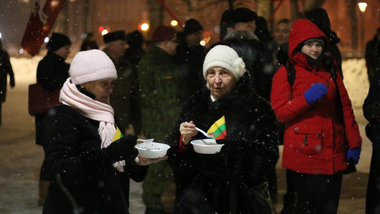 Šiauliečiai kviečimai dalyvauti sausio 13-osios minėjimo renginiuose jau nuo šio ketvirtadienio/Gerdos Stasiukonytės nuotr.