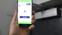 """""""Mano Būsto"""" grupės įmonių klientai, įsidiegę """"eBŪSTO"""" aplikaciją, visus name pastebėtus gedimus gali greitai ir patogiai registruoti išmaniąjame įrenginyje ir akimirksniu apie juos pranešti namo prižiūrėtojui."""