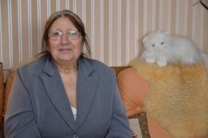 Laima Albrechtienė nėra tikra šiaulietė, tačiau būtent Šiauliuose ji rado savo namus