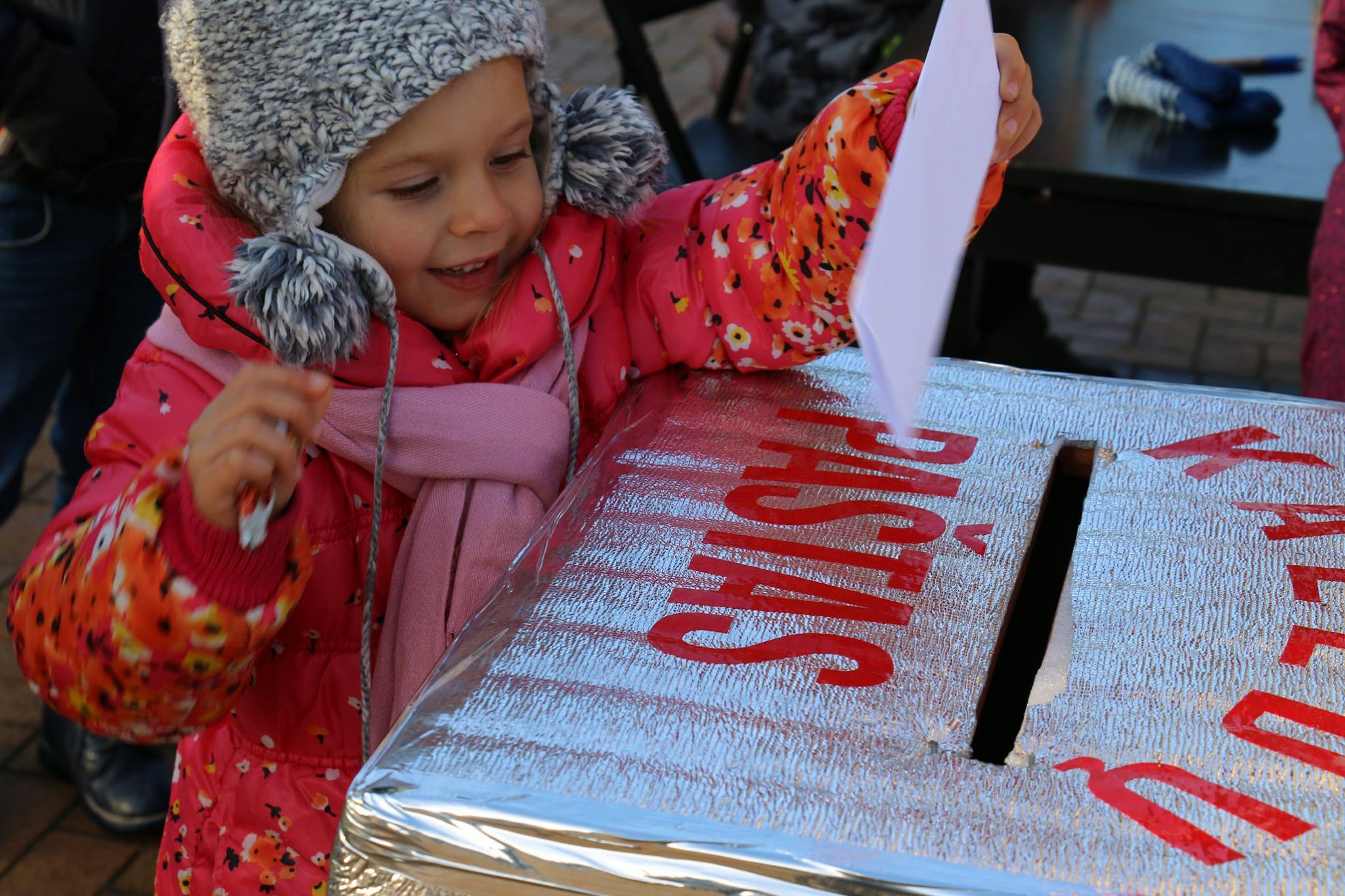 Kalėdų pašte visi galės išsiųsti laišką Kalėdų Seneliui, o nurodžius savo adresą – net sulaukti jo sveikinimo